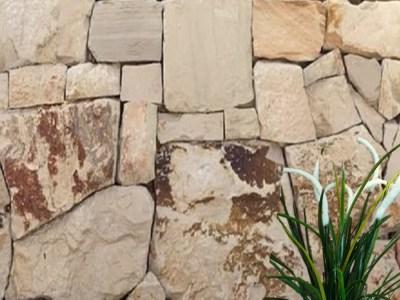 Australian local stone cladding