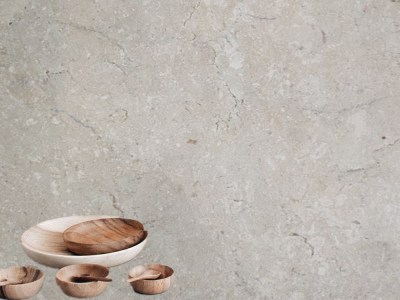 cattai tumbled marble paver