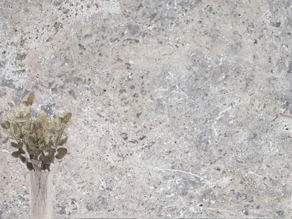 Silverton tumbled travertine paver
