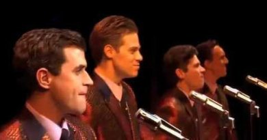 Jersey Boys - video image