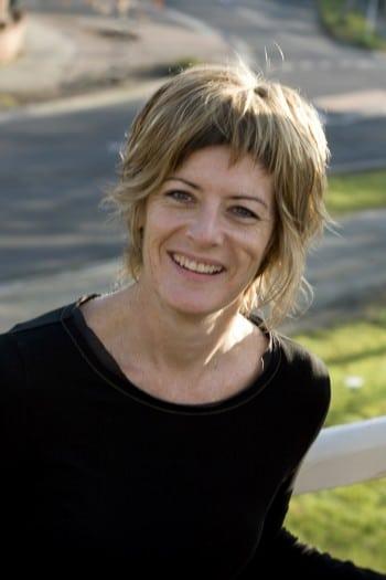 Jo Duffy  Director of the Tasmanian Ten Days On the Island Festival