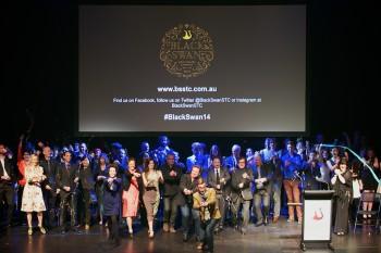 BSSTC:  creatives, staff and actors  Photo: Jarrad Seng