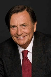 Barry Humphries. Image by Greg Gorman