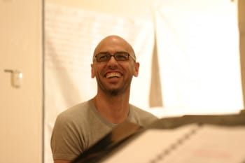 Chris Drummond. Photo by Shane Reid.