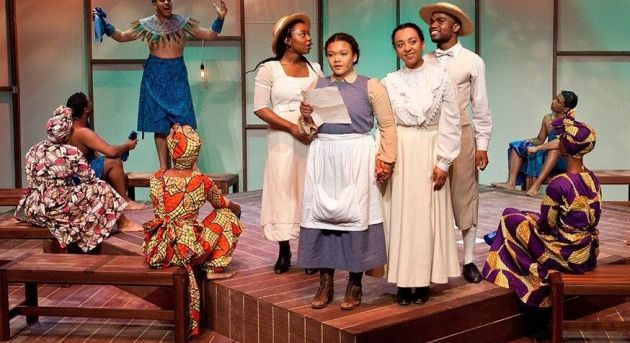 The Colour Purple. StageArt. Photo by Belinda Strodder