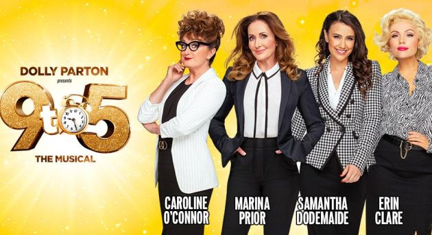 Talking 9 to 5 with Marina Prior and Samantha Leigh Dodemaide