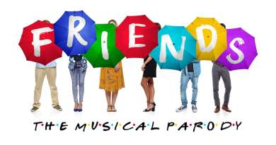 Casting call for FRIENDS! THE MUSICAL PARODY 2020 Australia Tour