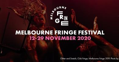 Melbourne Fringe announces revised dates for 2020 festival