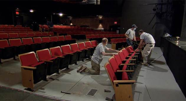 North American theatre forges ahead with socially distanced performances