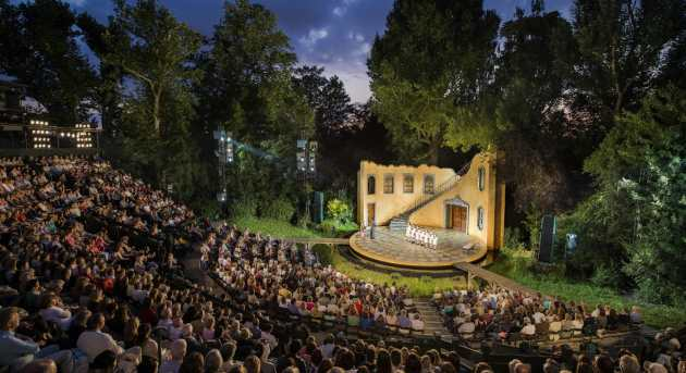 British cultural secretary confirms outdoor theatre can resume from July 11