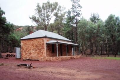 Restored Jessie Hill Homestead