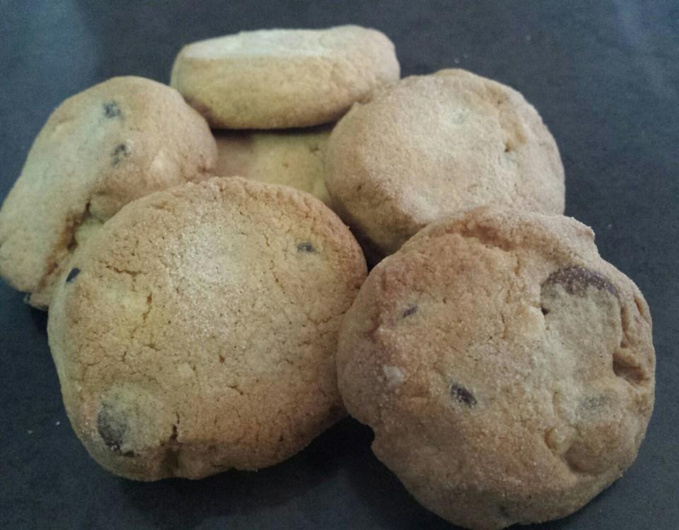 Sorghum cookies