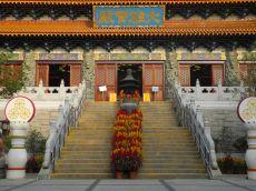 Po Lin Kloster auf Lantau