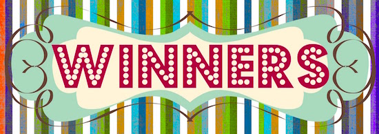 "Announcing the Winners of Summer Hanford's ""One Good Gentleman"" Giveaway"