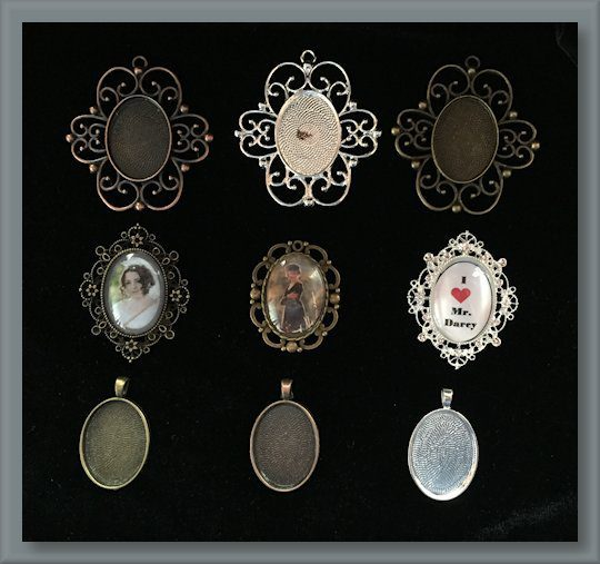 20 Great Quotes by Austen Authors and Pendant Giveaway