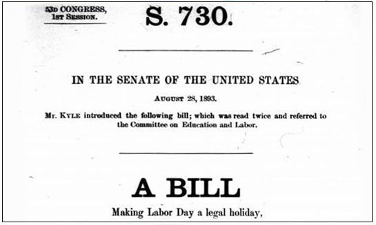 labor day bill
