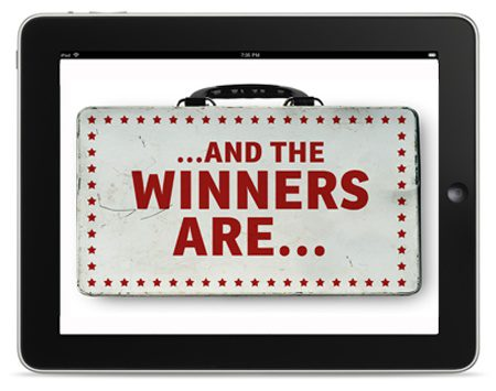 "Winners of Regina Jeffers' ""Previews of Coming Attractions"" Giveaway"