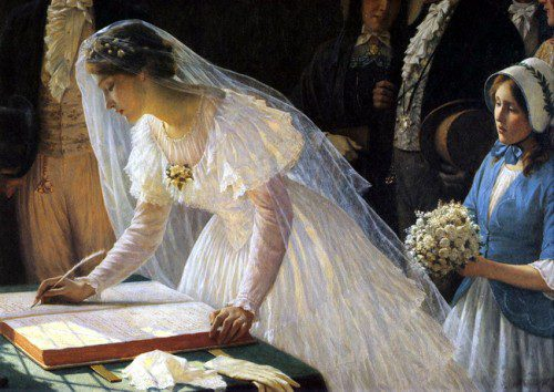A Voidable Marriage in History: Marrying the Sister of One's Late Wife or the Brother of One's Late Husband + a Giveaway