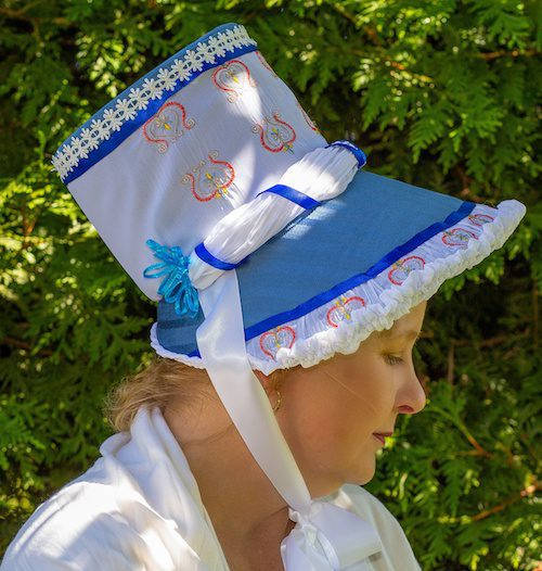 Rise of the Milliner in England: A History of Mad Hatters, by Sharon Lathan