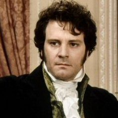 Mr. Darcy: A Man with a Plan
