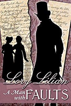 A Man With Faults by Lory Lilian
