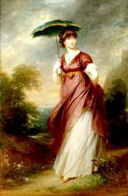 Princess Augusta by William Beechey,1802