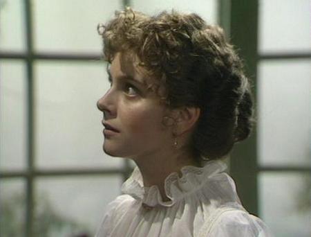 Elizabeth Garvie as Elizabeth Bennet, Pride and Prejudice (1979)