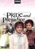 Pride and Prejudice (1980) DVD cover