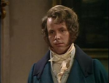 Image from Sense and Sensibility 1971: Richard Owens as Col. BrandonImage © BBC Warner 2009