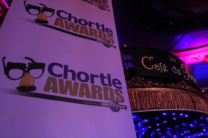Austentatious nominated for a Chortle Award