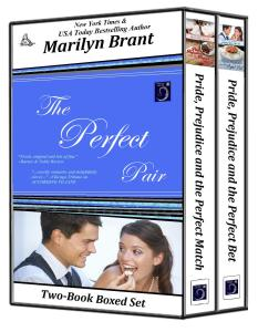 Perfect Pair boxed set - NEW
