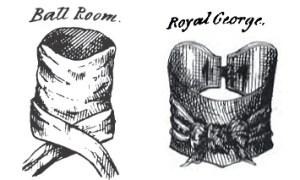 Auvar Sir Walter neckcloth