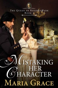 Mistaking Her Character LARGE EBOOK