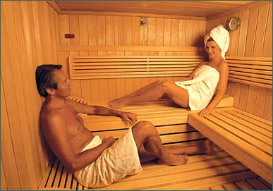 sauna pic