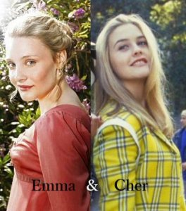 Emma and Cher