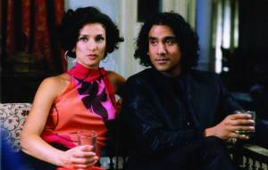 Indira Varma and Naveen Andrews play the Balrajs (Bingleys)