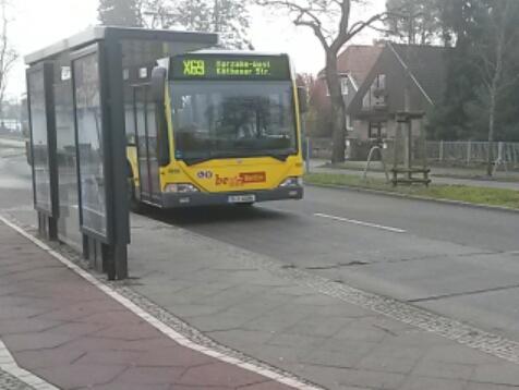 Müggelheim Bushaltestelle