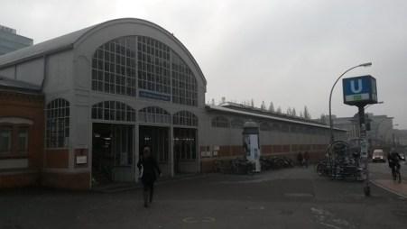Warschauer Straße U-Bahnhof