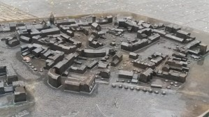 Köpenick Stadtrelief
