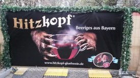 Plakatparade Weihnachtsmarkt