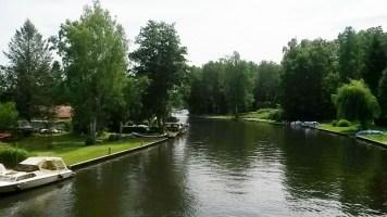 """Blick von der """"Russenbrücke"""""""