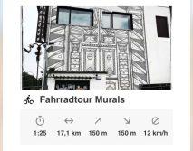 Berlin Mural Festval - Tourzusammenfassung