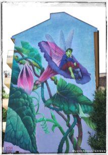 Berlin Mural Festival - Görlitzer Straße