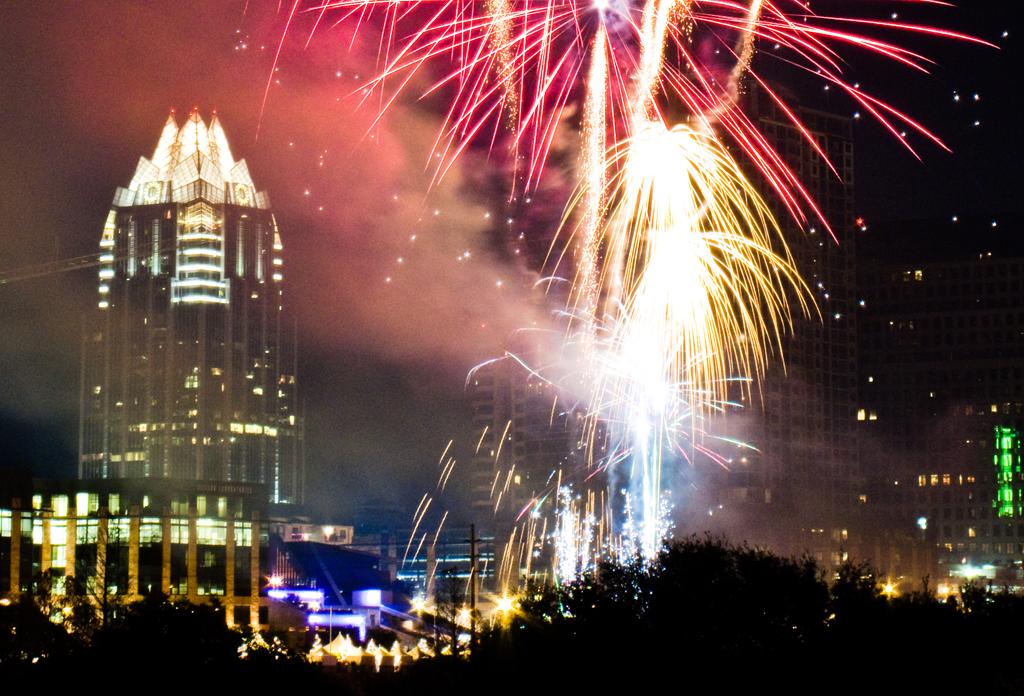texas happy new year