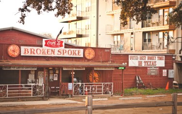 For A Microcosm Of Austin's Exponential Growth, Look No Further Than Broken Spoke