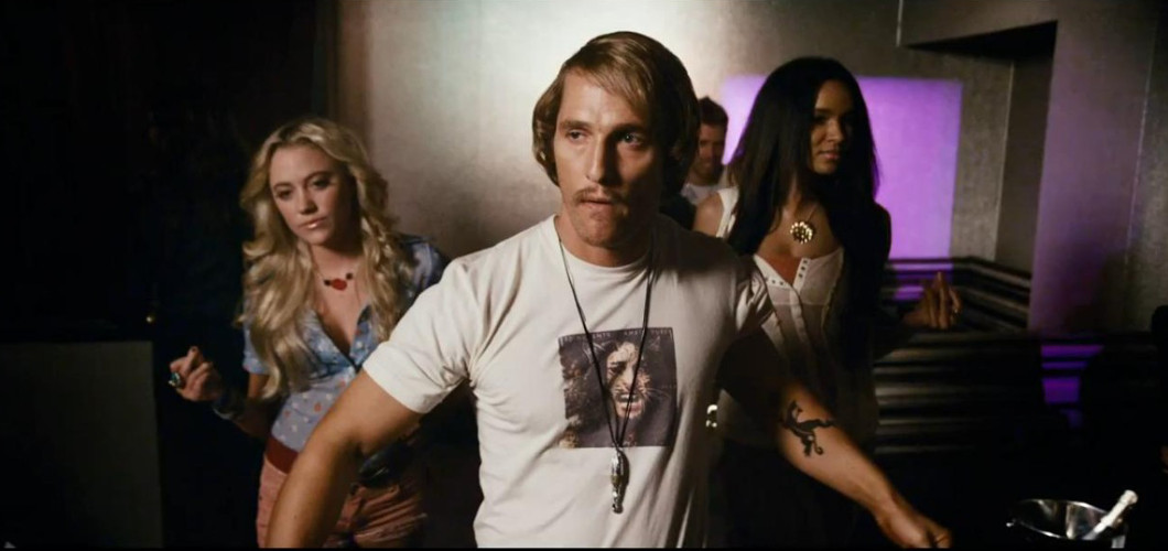 """Matthew McConaughey in """"Dazed and Confused."""""""