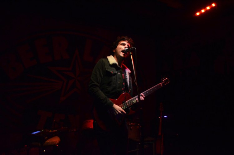 Mike Melendi at Beerland. Photo: Shea Carley