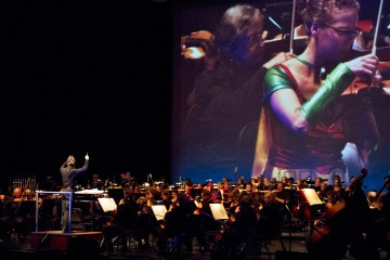 Austin Symphony Orchestra classical music superhero concert fantasy movie film soundtrack