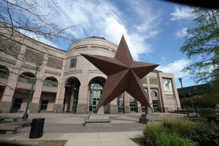 Bob Bullock Texas State History Museum. Photo: Flickr user Robert Gray, creative commons licensed.