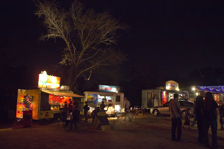 south austin trailer park eatery food trailer truck cart